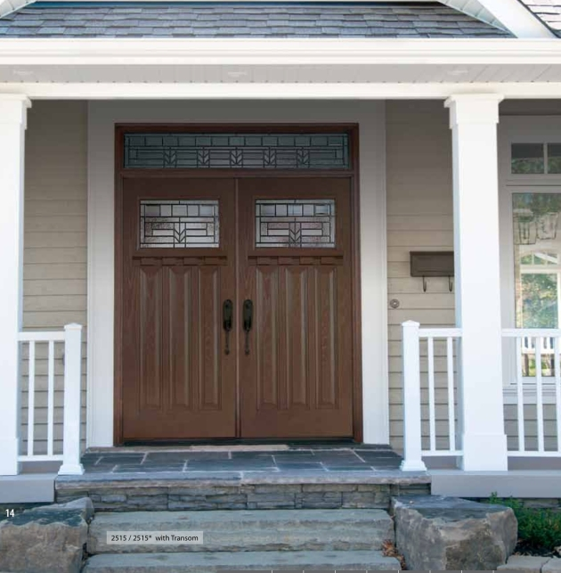 Picking A New Front Door