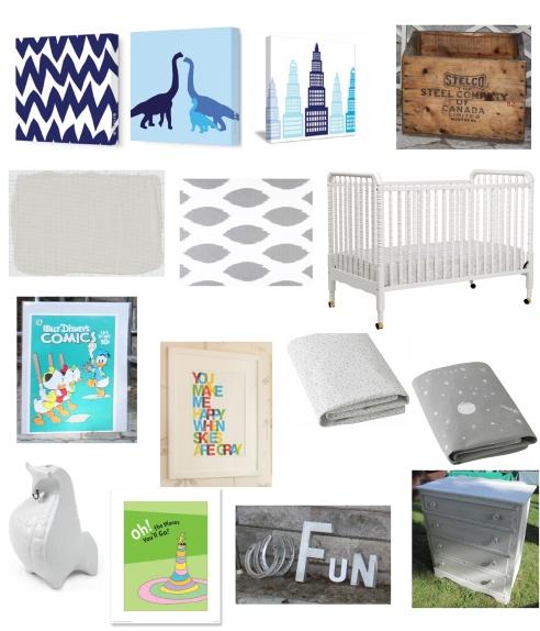 Nursery board