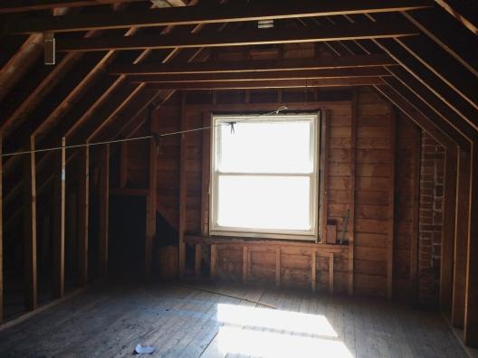 Interior before 11