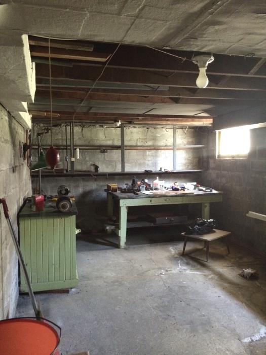 Interior before 13