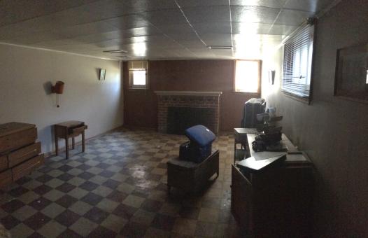 Interior before 14