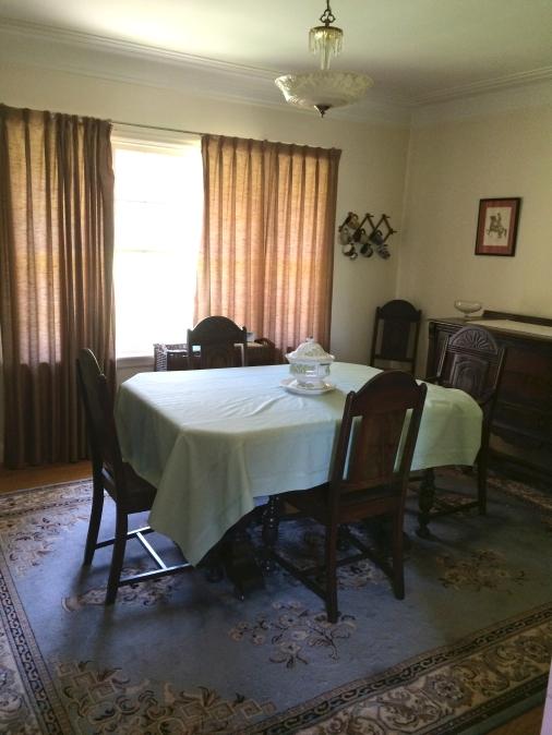 Interior before 15