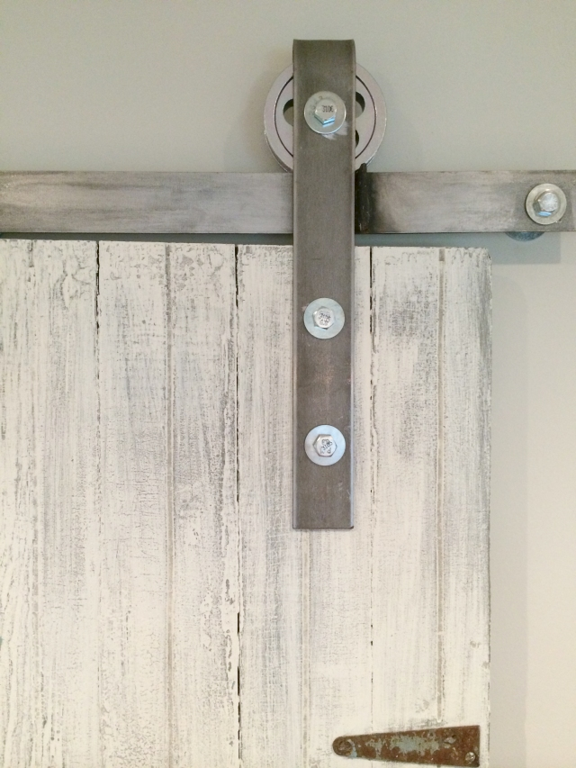 diy to bathroom with doors hardware door building double sliding privacy plans barns pole for closet a skateboard build wheels how barn